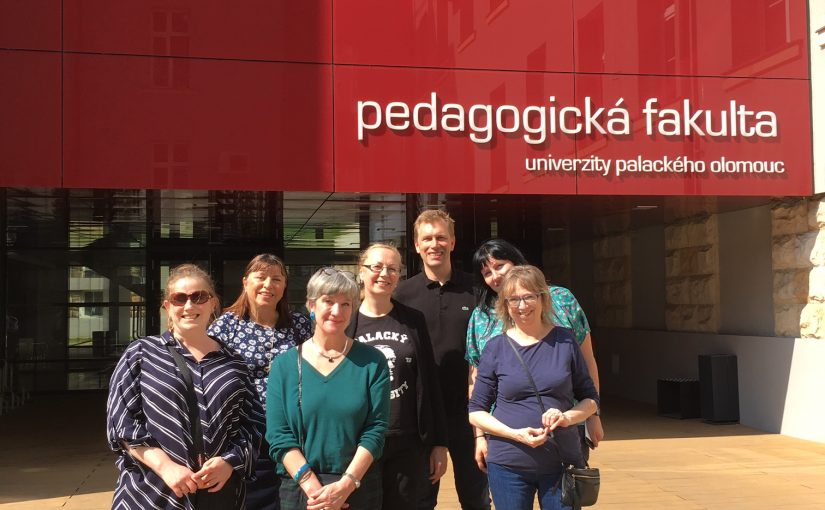 Transnational Meeting and Joint Staff Meeting in Olomouc