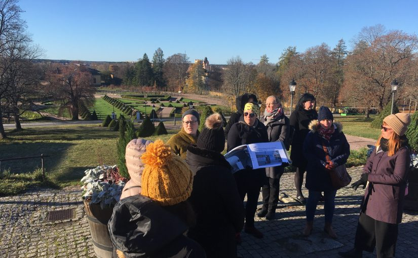 "Guided Walk ""From taxonomy to translanguaging – a glimpse into language and inclusion in Uppsala"""