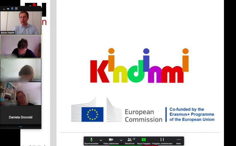 KINDINMI presentation for BIMM in ZOOM